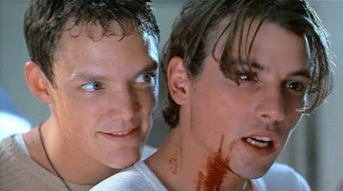 scream killers images billy and stu wallpaper and background photos