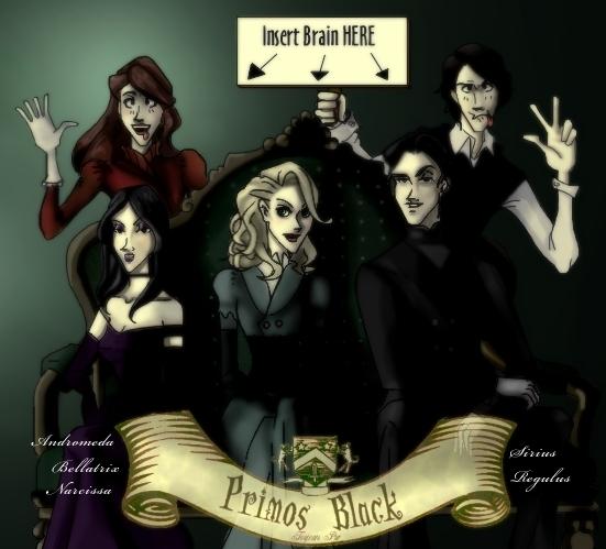 harry potter black family - photo #2