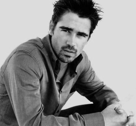 Colin Farrell wolpeyper entitled colin
