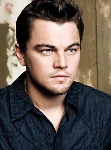 Leonardo DiCaprio 바탕화면 with a portrait entitled handsome Leo<3
