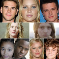 hunger games cast