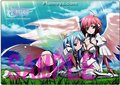 ikaros and her friends