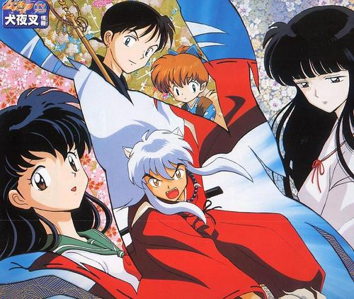 Inuyasha and others