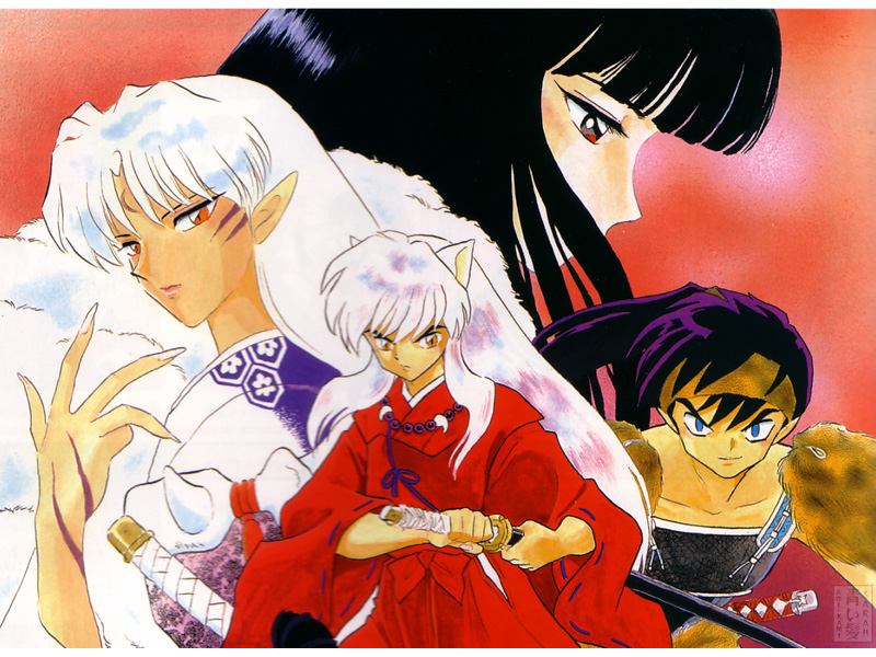Inuyasha Images Inuyasha Art Omii Manga Wallpaper Hd Wallpaper And Background Photos