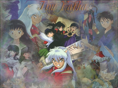inuyasha cool wallpaper omii