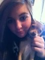 me and my doggie!!!