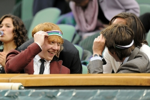 più from Wimbledon