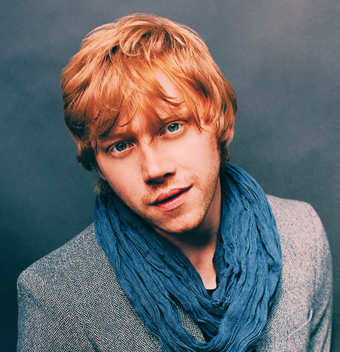 rup - rupert-grint Fan Art