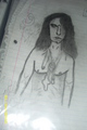 1st Criss Angel sketch that I ever drew - criss-angel fan art