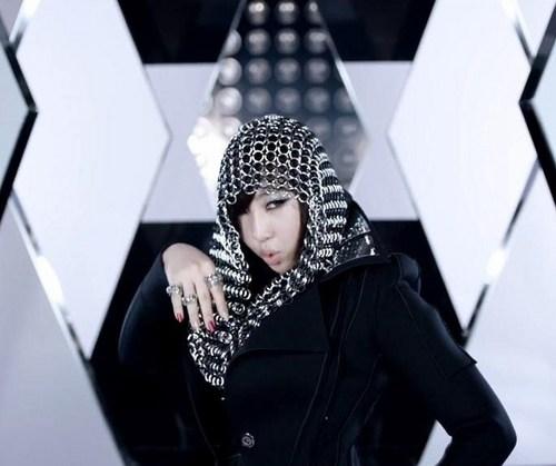 2NE1 I AM THE BEST