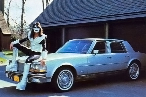 Ace Frehley Images Cadillac Wallpaper And Background Photos