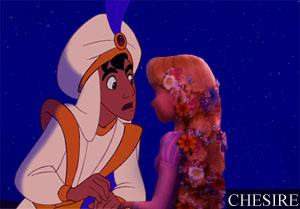 Aladdin/Rapunzel