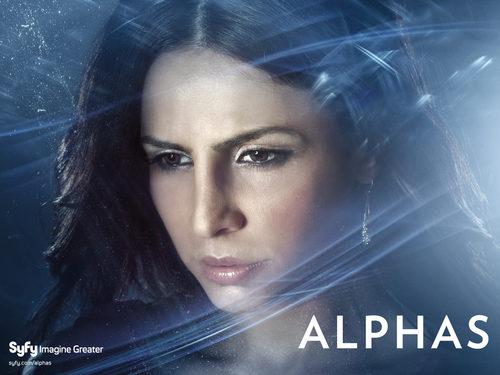 Alphas Promotional wallpaper