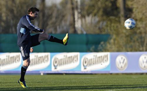 Argentina NT Training (June 27, 2011)