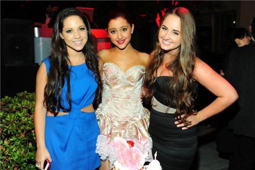 Ariana's 18th birthday