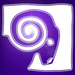Aries icon - aries icon