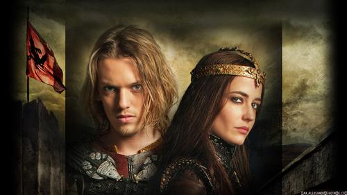 Arthur and مورگن