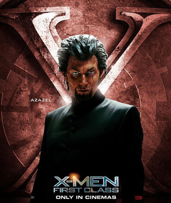 Azazel - X-Men: First ... X Men First Class Magneto And Mystique