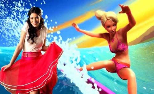Barbie in a mermaid tale- Ivi Adamou