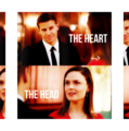 Bones and Booth - tv-couples fan art
