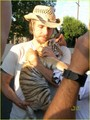 Bradley Cooper: Tiger Cub Cuddling! - bradley-cooper photo
