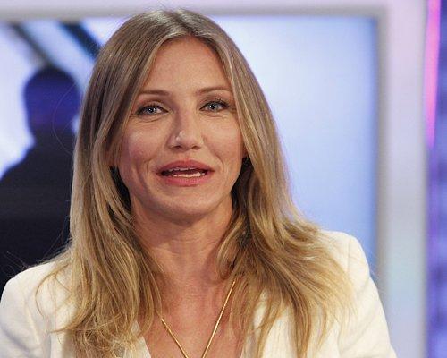 Cameron Diaz on the Spanish TV show 'El Hormiguero' (June 30).