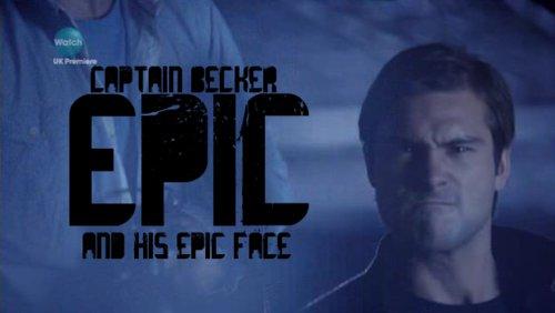 Captain Hilary Becker!!! ;D