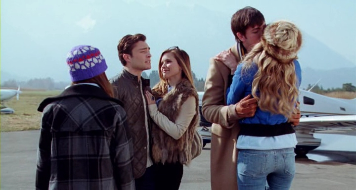 Sophia Bush images Chalet Girl wallpaper and background ... Ed Westwick 2016