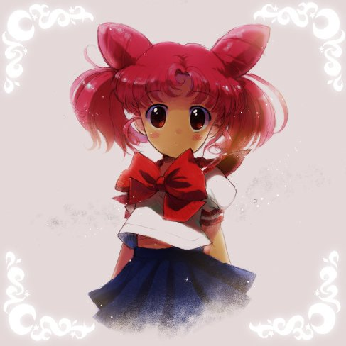 Sailor Mini moon (Rini) Hintergrund titled Chibi Moon Bilder