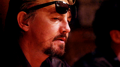 Sons Of Anarchy wallpaper containing sunglasses called Chibs 1x11