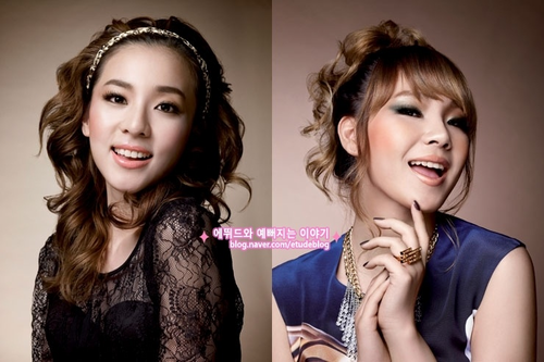 Cl and Dara (Jaw-dropping beauty!)