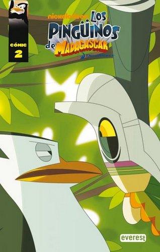 Comics of the penguins!! LOL!