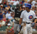 Cubs vs White Sox Crosstown Rivalry - baseball photo