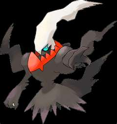 Legendary Pokemon wallpaper called Darkrai