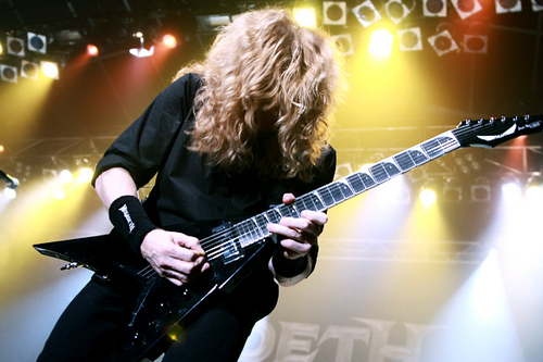 Dave Mustaine ♥