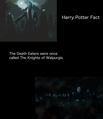 Harry Potter wallpaper called Death Eaters!