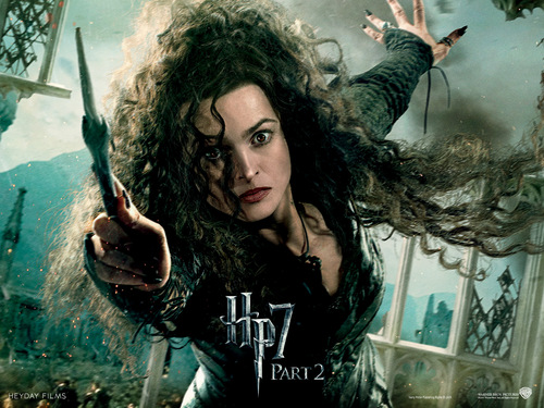 Deathly Hallows Part II Official fonds d'écran
