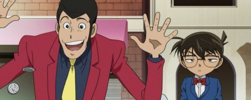 Detective Conan vs. Lupin lll