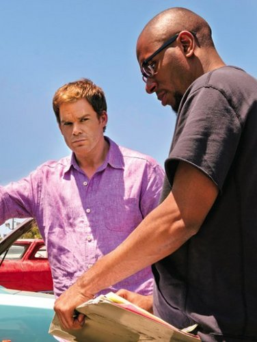 dexter - First Look at Mos Def