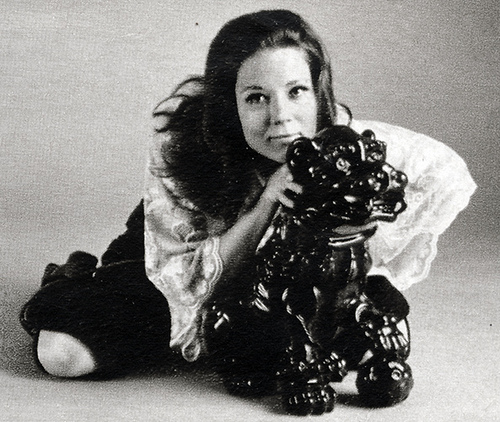 Diana Rigg kertas dinding called The Protector