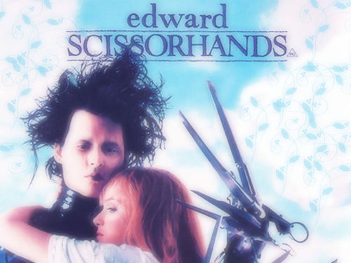 Edward Scissorhands wallpaper called Edward Scissorhands