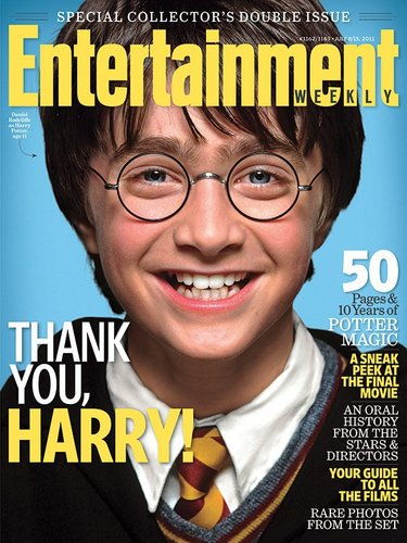 Entertainment Weekly - August 2011