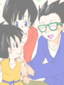 Family - dragon-ball-love fan art