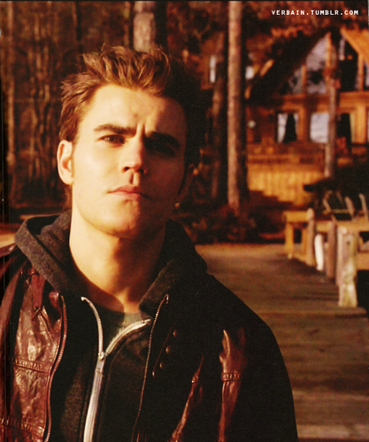 Paul Wesley wallpaper probably with sunglasses and a street entitled Fan art