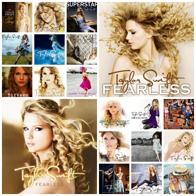 Fearless Tracklist Cover Art