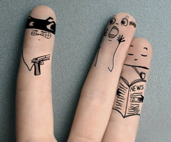 Finger People