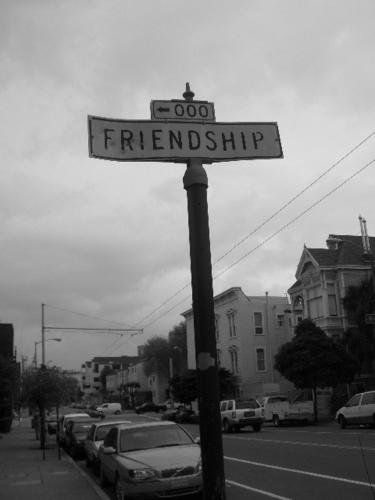 Friendship Rocks...