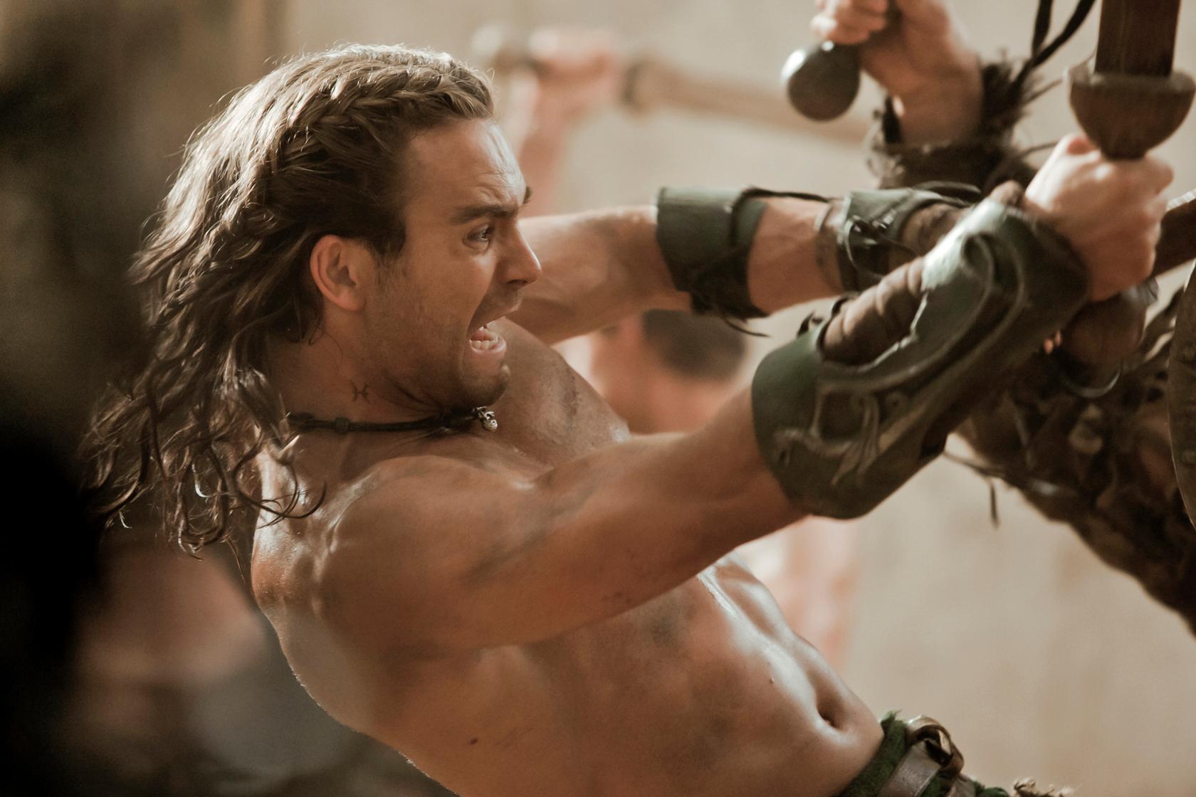 Marisa ramirez spartacus gods of the arena