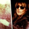 Gemma Teller Morrow ছবি probably with sunglasses, a portrait, and জীবন্ত titled Gemma