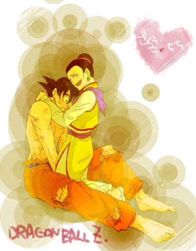 Goku&Chichi